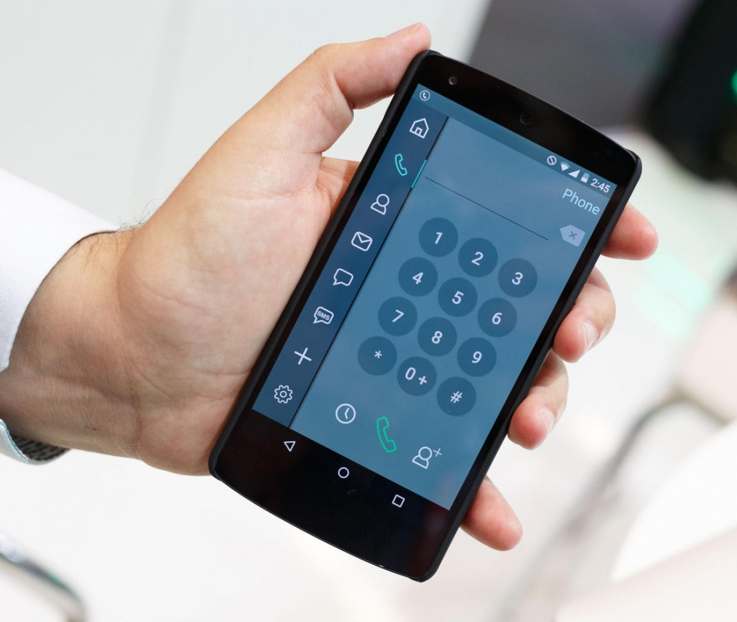 GranitePhone — очередной «антишпионский» смартфон, созданный компаниями Archos и Sikur и оценённый в $850