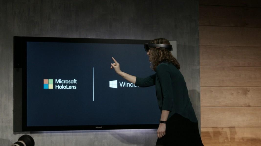 В рамках проекта Comradre одна из лабораторий Microsoft работает над технологией взаимодействия устройств дополненной реальности