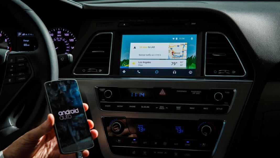 Google работает над полноценной автомобильной ОС Android