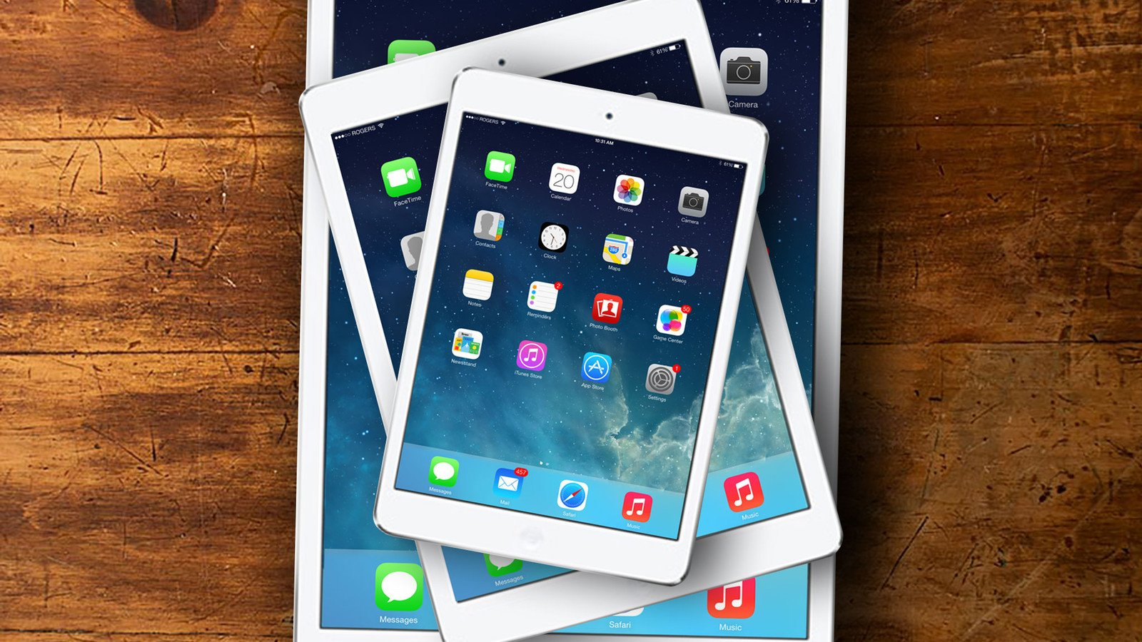 iPad Pro выйдет в продажу 13 ноября