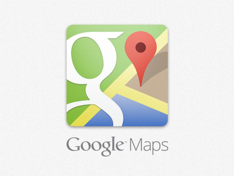 Сервис Google Maps ушел в офлайн