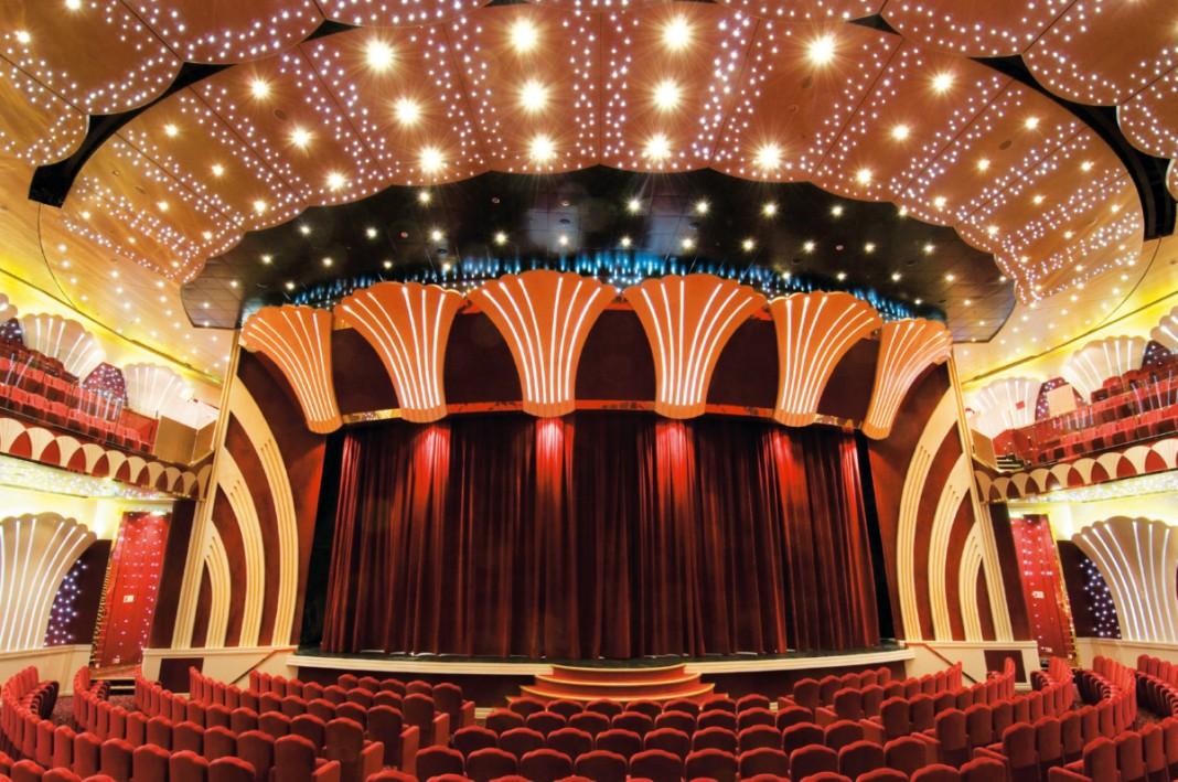 Google проведёт трансляции из театров в формате 360º