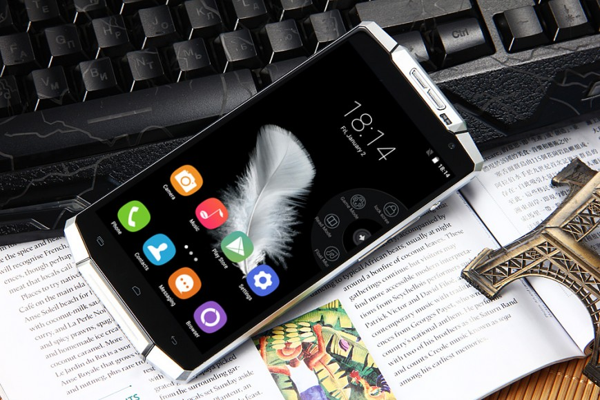 Стартовал предзаказ на смартфон Oukitel K10000 с аккумулятором на 10 000 мАч