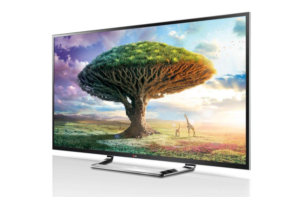 Каждый четвертый телевизор, поставленный на рынок в следующем году, будет иметь разрешение 4K