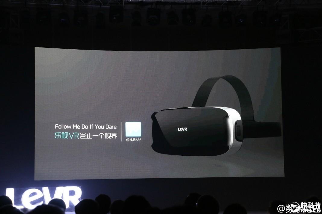LeTV представила гарнитуру виртуальной реальности Cool1 стоимостью $23
