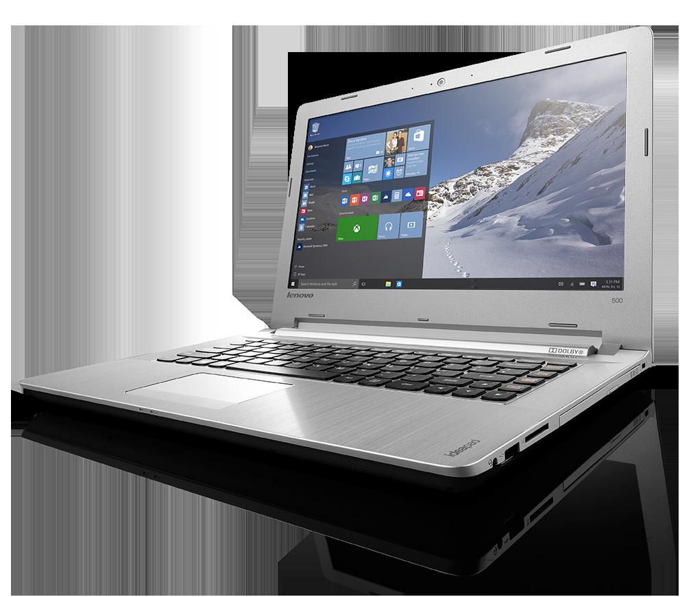 Мультимедийный ноутбук Lenovo ideapad 500 вышел в России