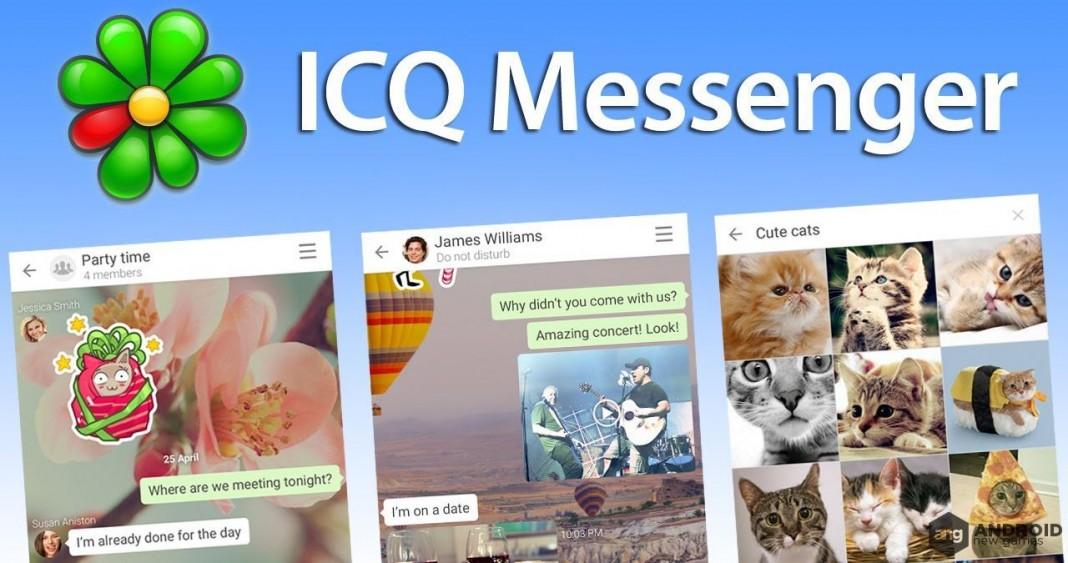 В ICQ для iOS и Android доступны голосовые сообщения с распознаванием речи