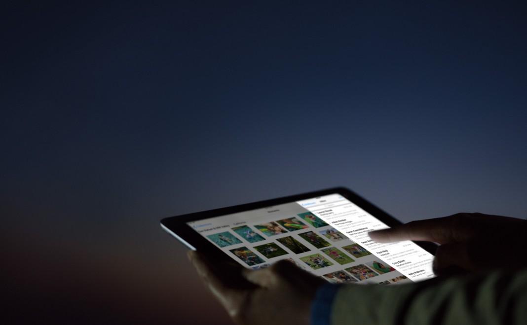 В операционной системе iOS 9.3 появилась функция Night Shift