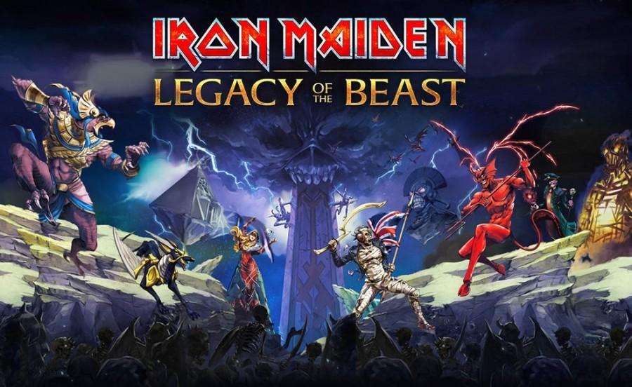 Iron Maiden занимается созданием ролевого экшена про Эдди