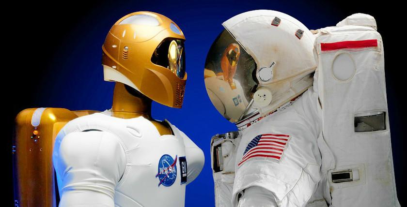 NASA предлагает пользователям усовершенствовать космического робота