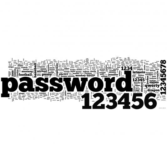 25 худших интернет-паролей 2015 года