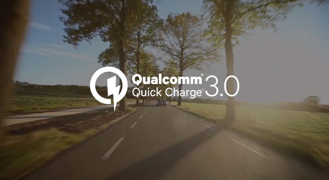 Qualcomm анонсировала технологию сверхбыстрой зарядки Quick Сharge 3.0
