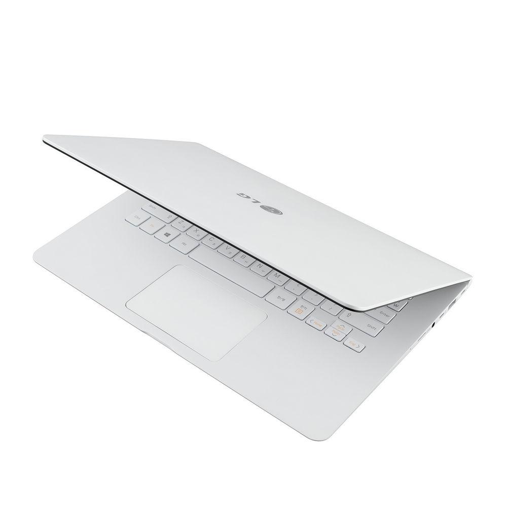 Представлены ноутбуки LG gram массой менее килограмма
