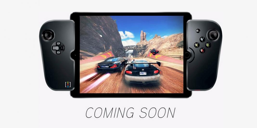 Gamevice готовится выпустить игровой контроллер для iPhone и iPad Air.