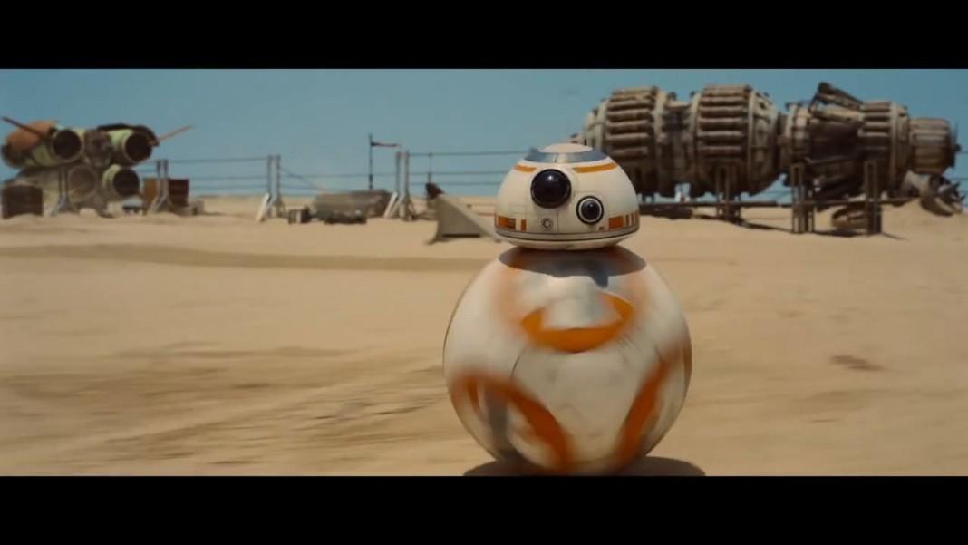 BB-8 - дроид из STAR WARS всего за 150 долларов США