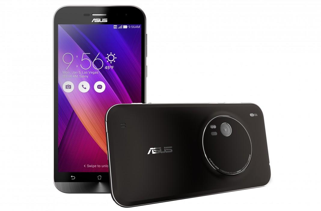 Селфи-смартфон ASUS ZenFone Selfie вышел в России