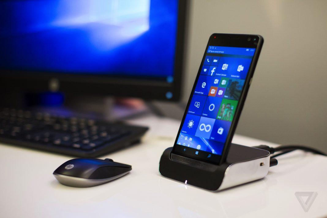 HP Elite x3 на базе Windows 10 Mobile поступит в продажу 10 октября