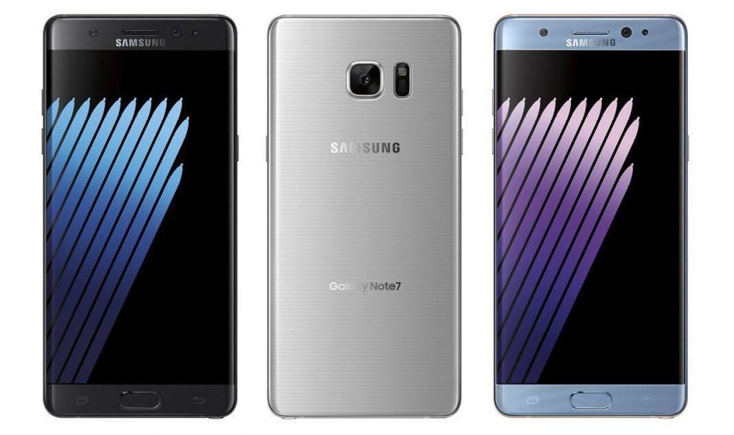 Samsung объявила дату релиза убийственного апдейта Galaxy Note 7 в США