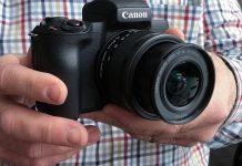 Опубликованы изображения полнокадровой беззеркальной камеры Canon EOS R