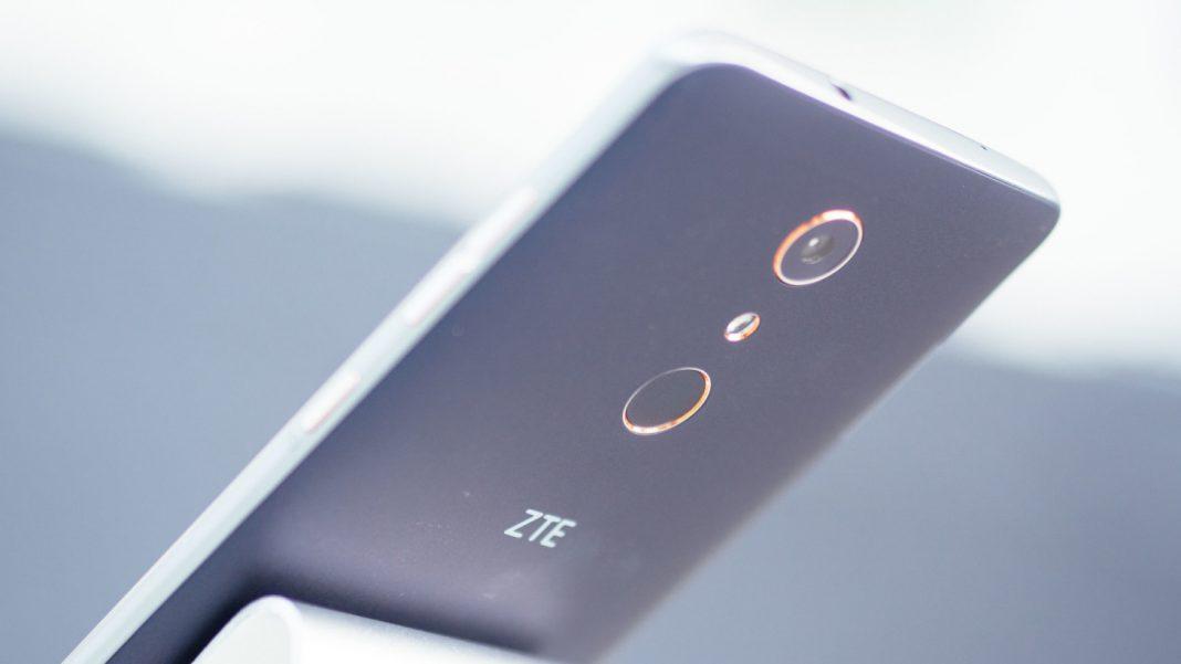 6-дюймовый ZTE Zmax Pro со сканером отпечатков пальцев стоит дешевле $100