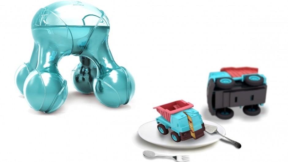 Будущее с 3D пищевыми принтерами