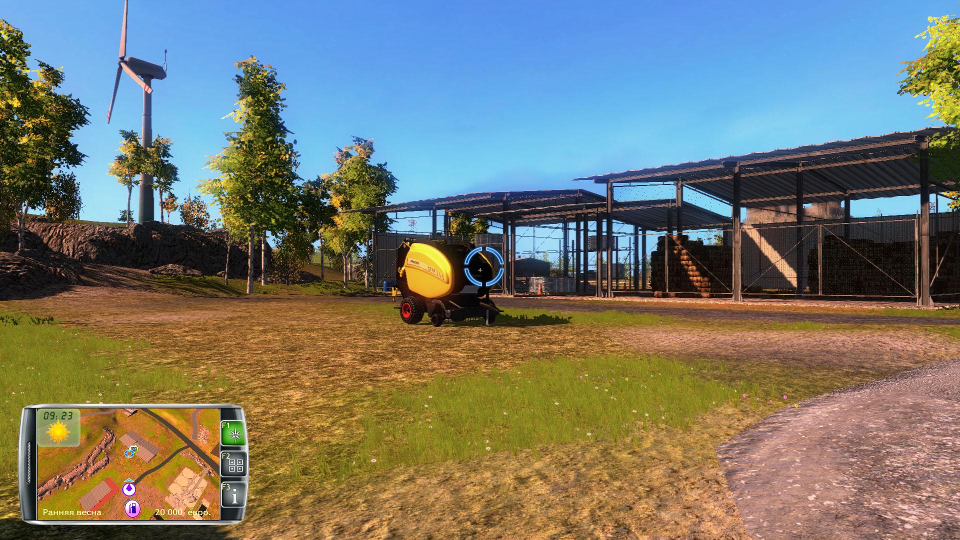 Обзор игры Professional Farmer 2014