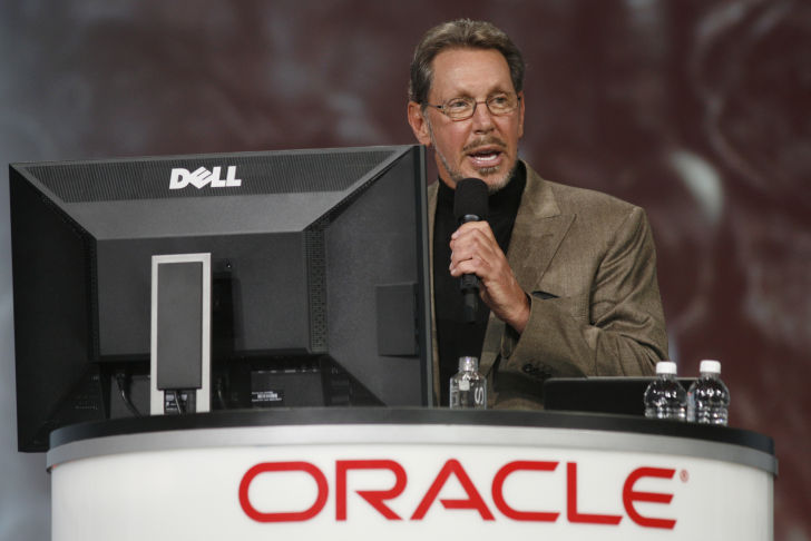 Открытие Oracle CloudWorld