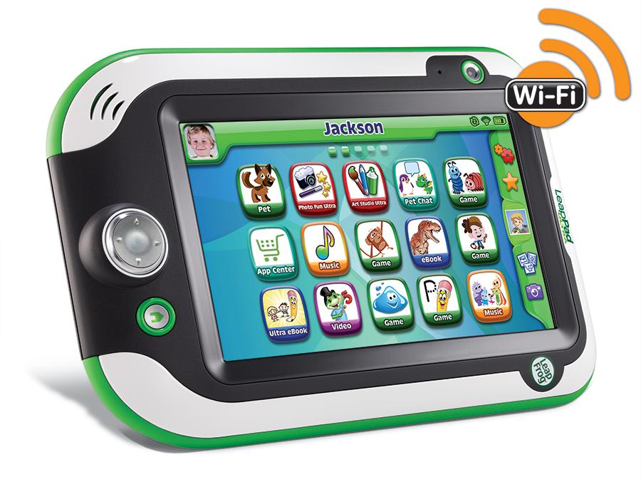 ПК для детей LeapFrog LeapPad