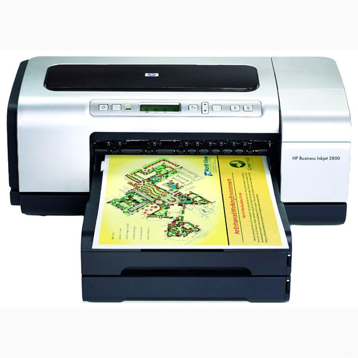 Цветной струйный принтер от НР