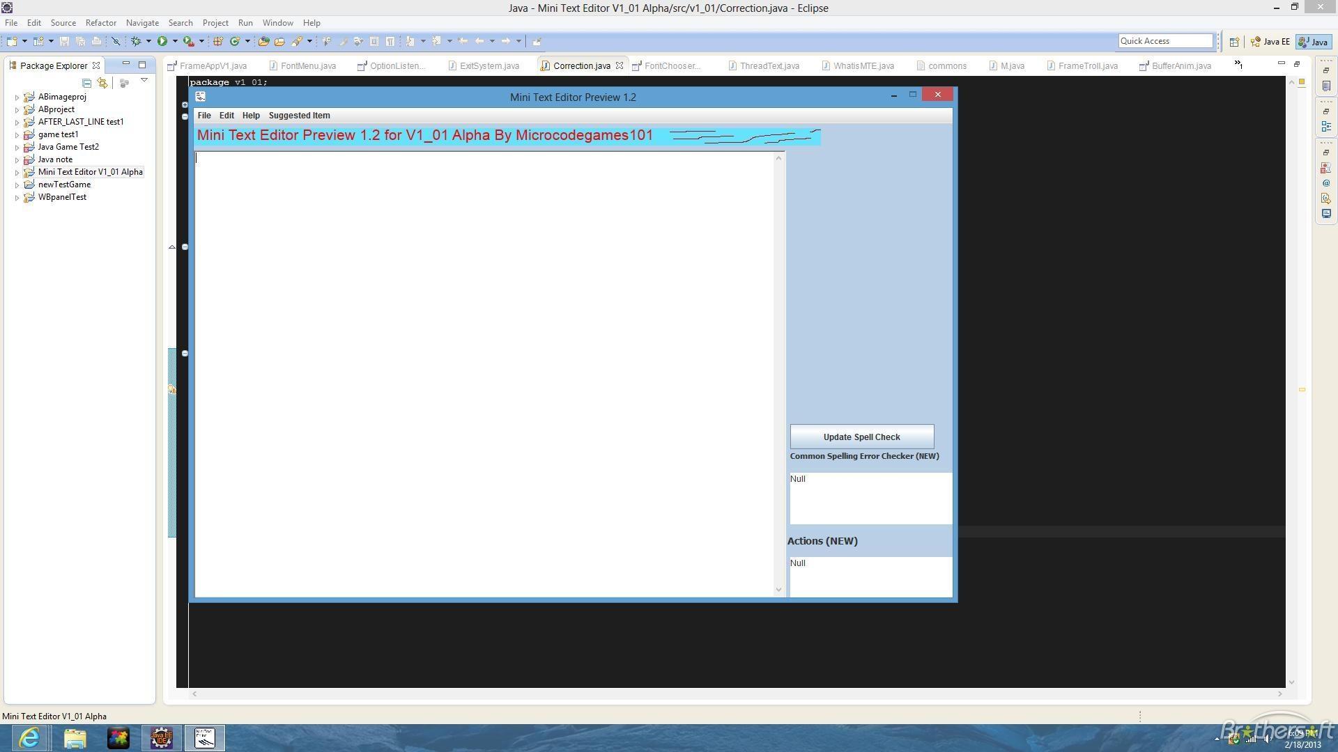 Текстовый редактор EditPlus для вашего удобства