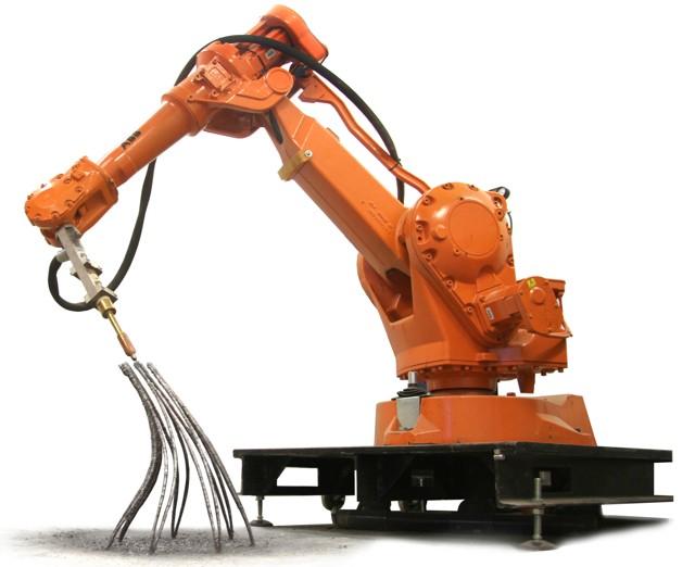 робот-принтер