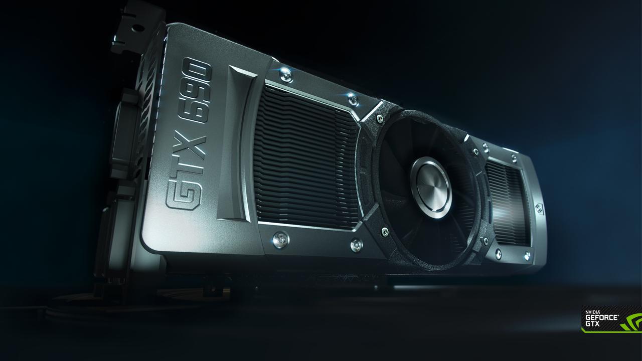 Самая новая видеокарта Nvidia GeForce