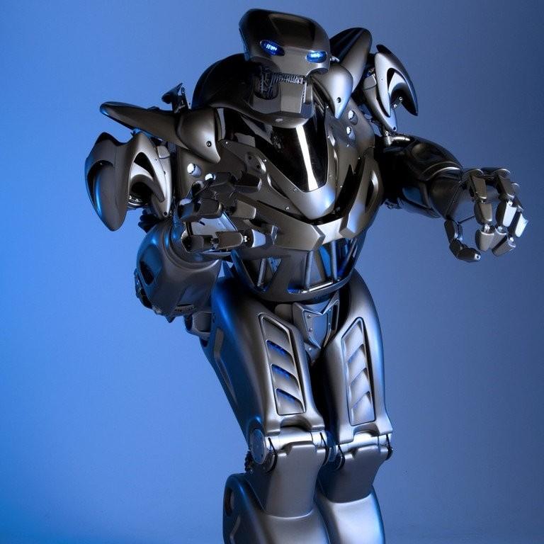 картинки больших роботов мой