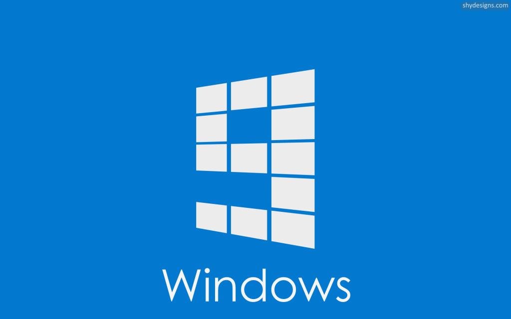 Новая версия Windows