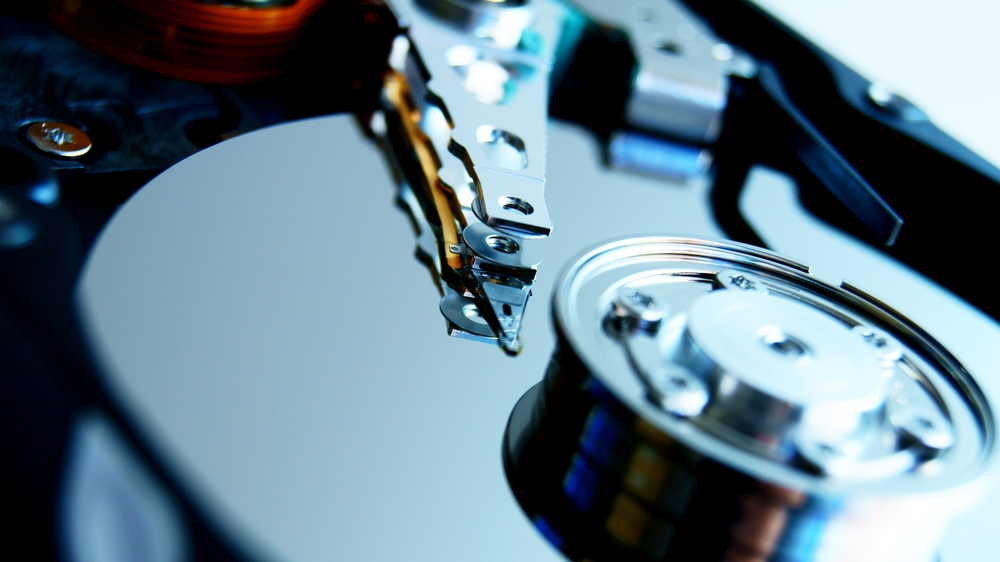 Data recovery after hard drive crash