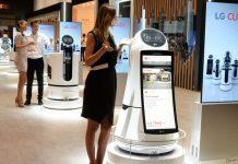 LG создала подразделения по разработке роботов и самоуправляемых автомобилей