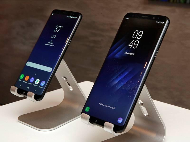 Samsung Galaxy S8 и Samsung Galaxy S8+