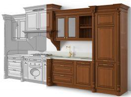 3D-модели мебели и дверей Alexander Tischler
