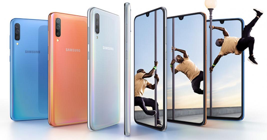 Доступный смартфон Samsung Galaxy A70 предлагает две 32-мегапиксельных камеры