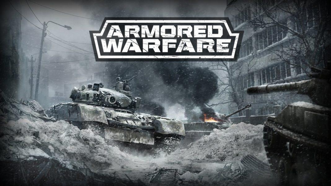 В танковом экшне Armored Warfare запущен переработанный интерфейс и обновленный ангар