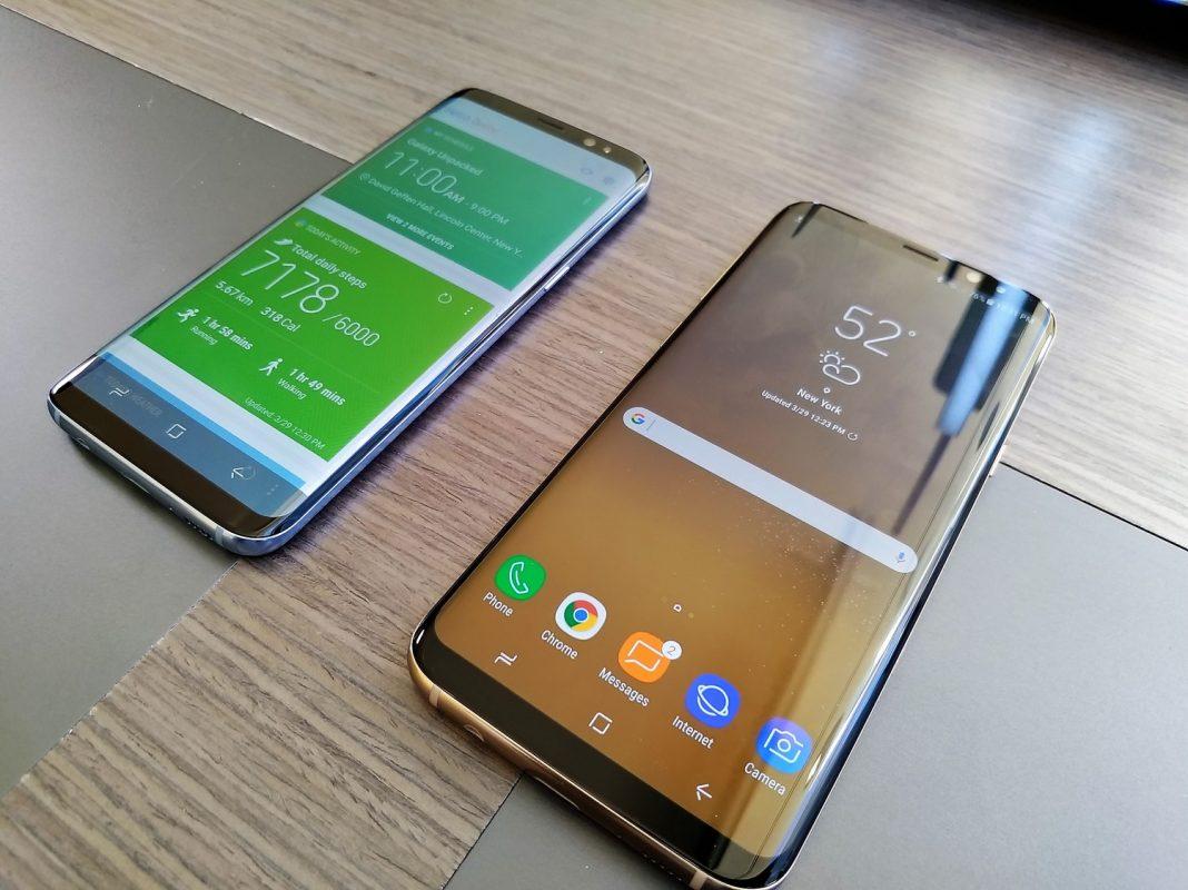 Обнаружено слабое место смартфона Samsung Galaxy S8