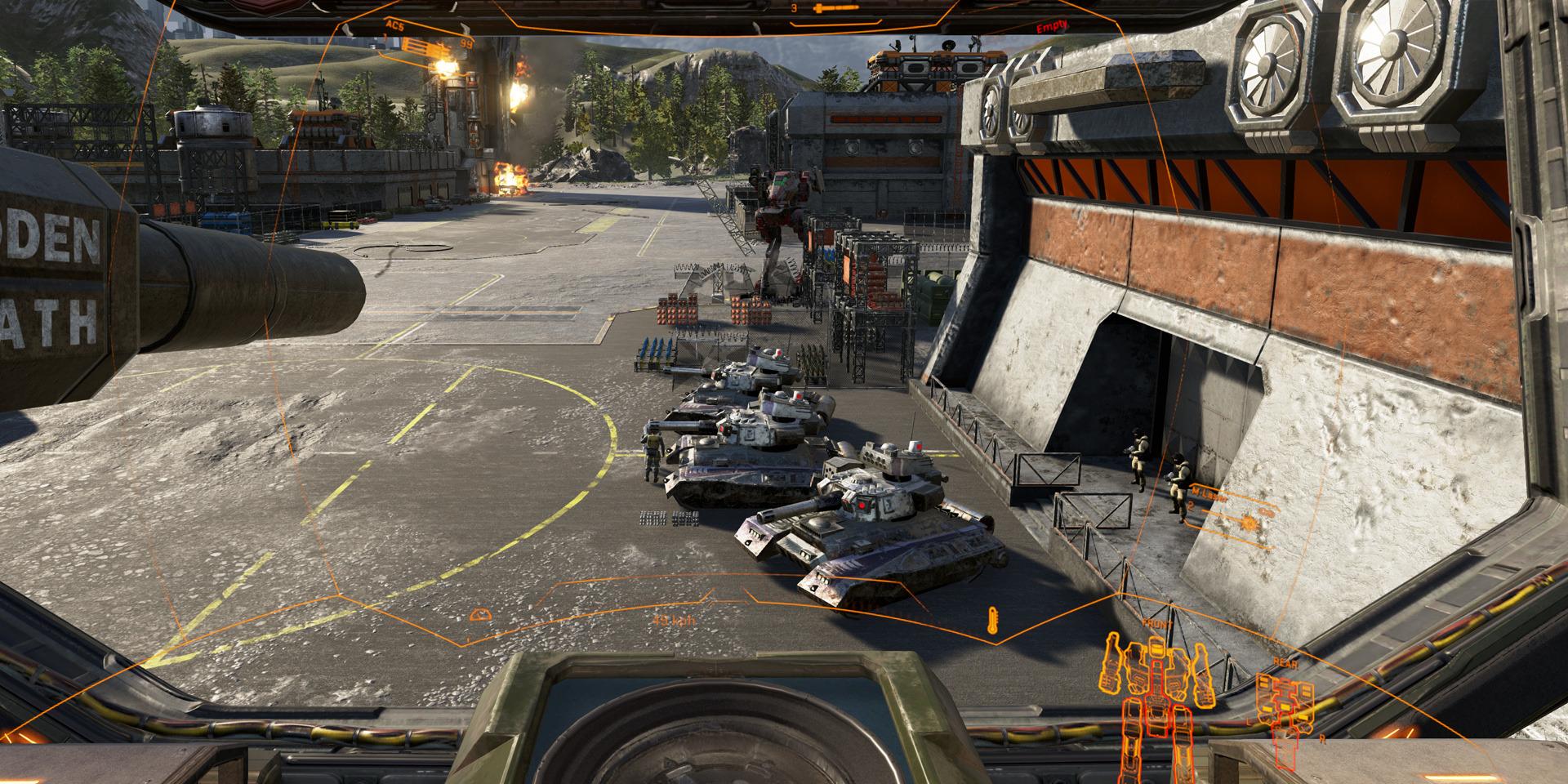 MechWarrior 5: Mercenaries - продолжение симулятора