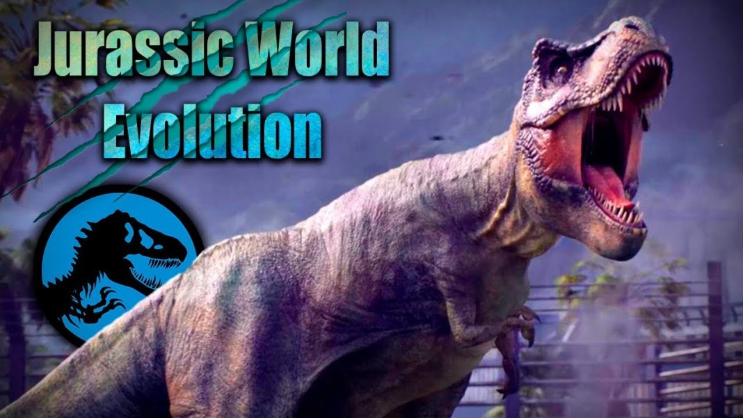 Jurassic World Evolution - игра-эволюция