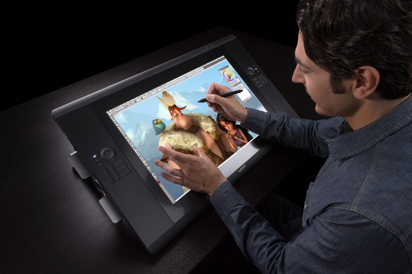 Компьютер для художника 2017