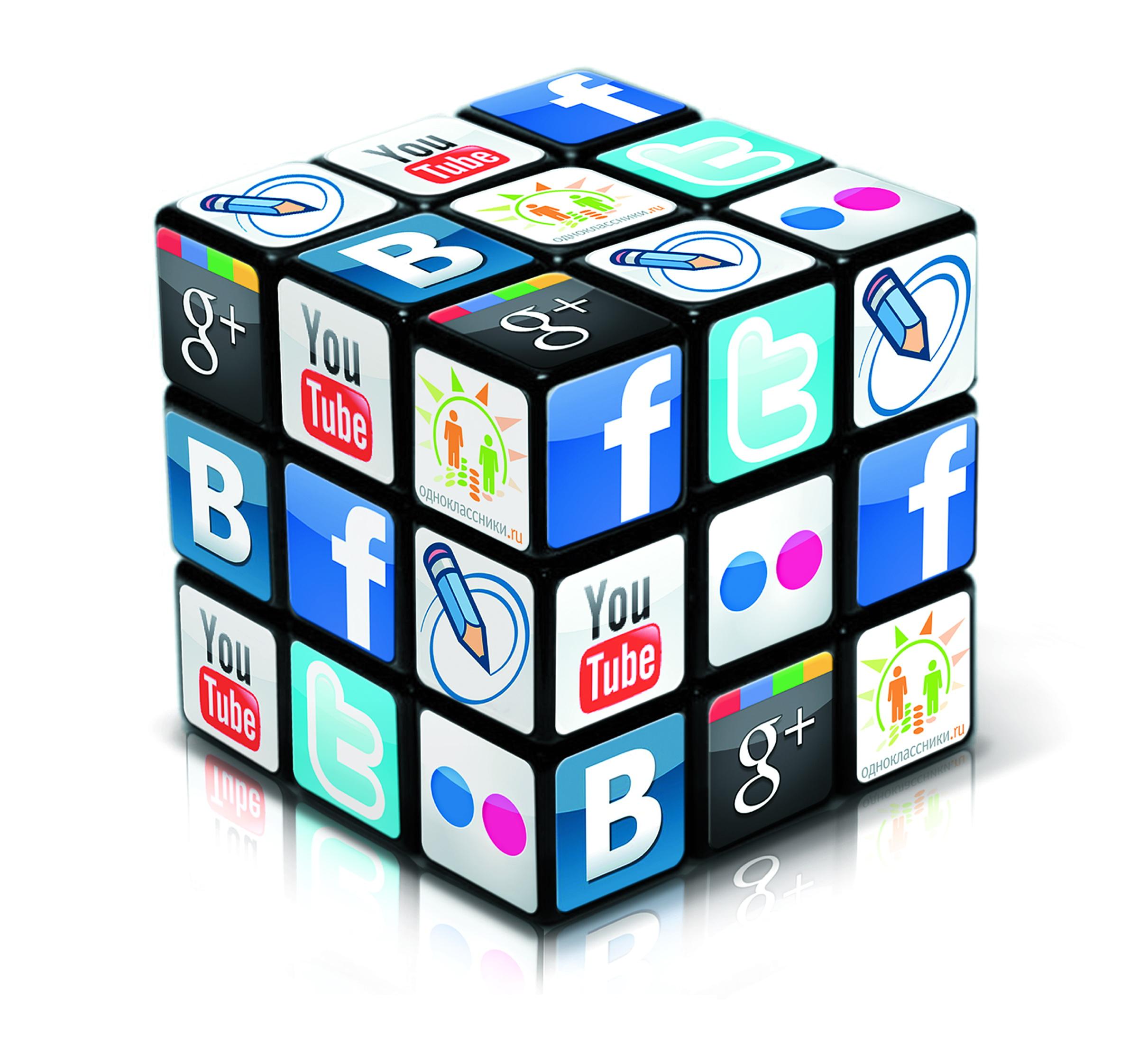 рейтинг социальных сетей 2017