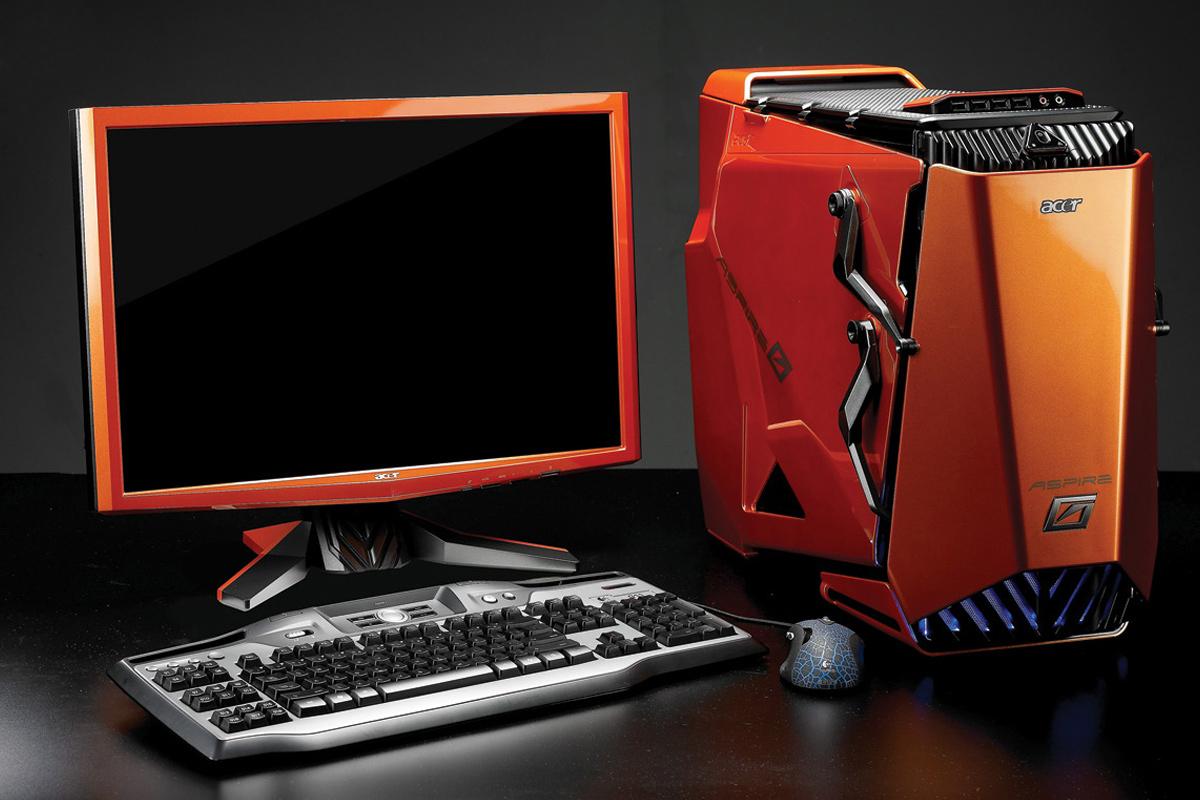 мощные компьютеры для игр самое свежее