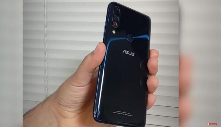 ASUS выпустит рекордно быстрый игровой смартфон осенью