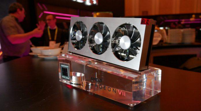 Видеокарта AMD Radeon VII оказалась быстрее, чем NVIDIA GeForce RTX 2080 в большинстве игр