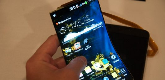 Глава Samsung поделился подробностями о первом сгибающемся смартфоне