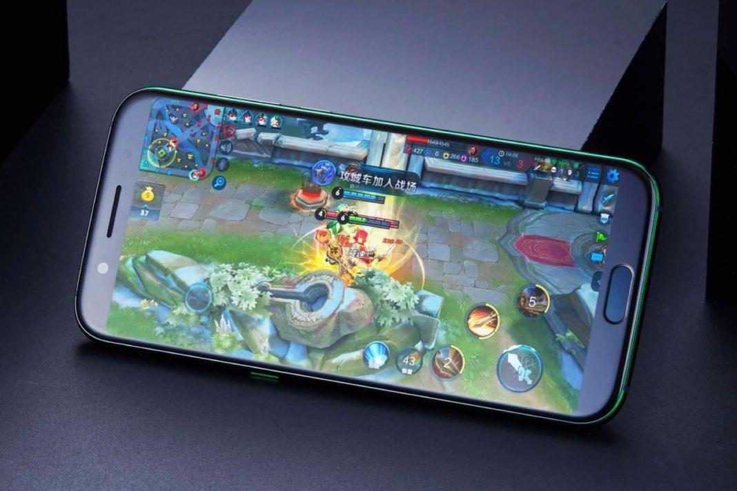 Xiaomi Black Shark.